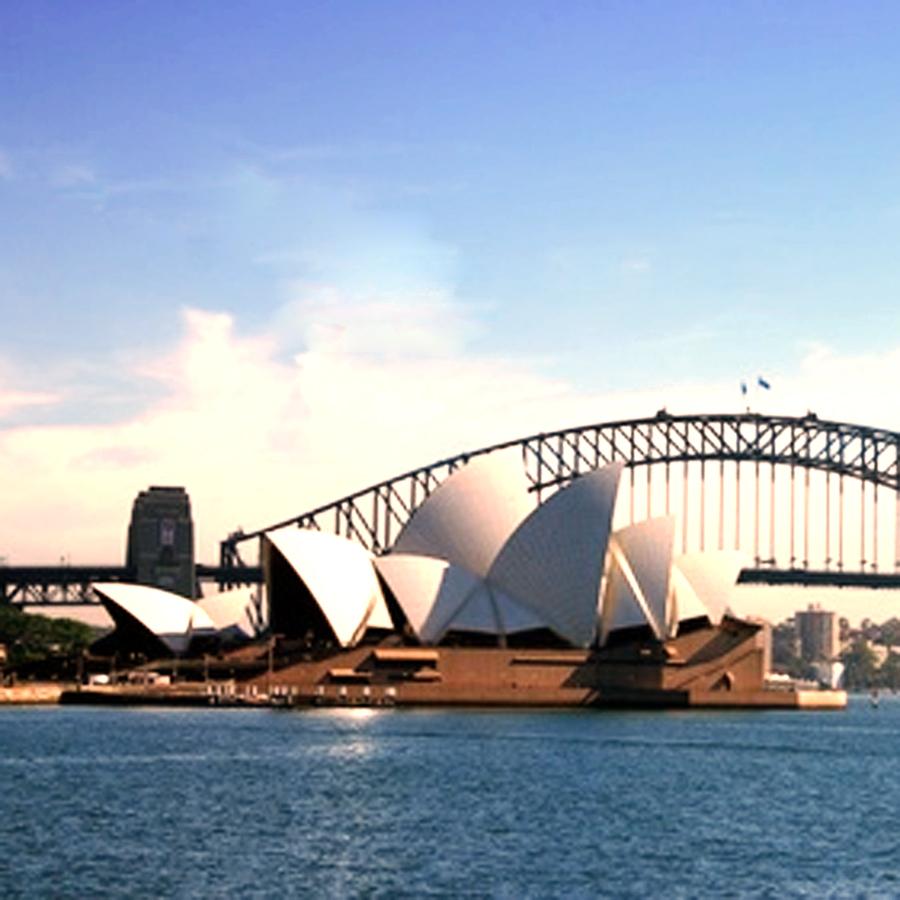 Js date in Sydney